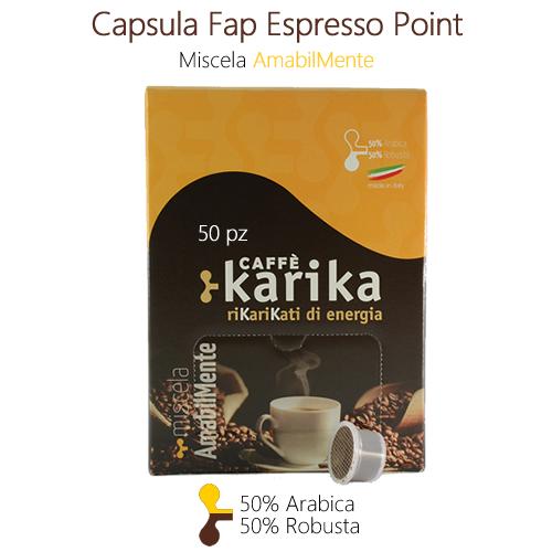 Capsule Fap Espresso Point Miscela AmabilMente