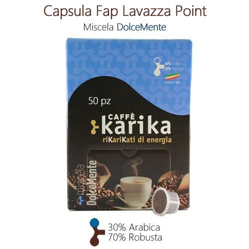 Capsule Fap Espresso Point Miscela Dolcemente