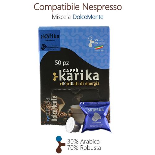 Capsule Compatibili Nespresso Miscela Dolcemente