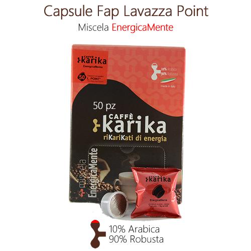 Capsule Fap Espresso Point Miscela Energicamente