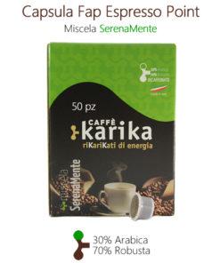 Capsule Fap Espresso Point Miscela SerenaMente