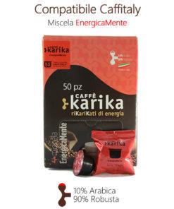 Capsule Compatibili Caffitaly Miscela Energicamente