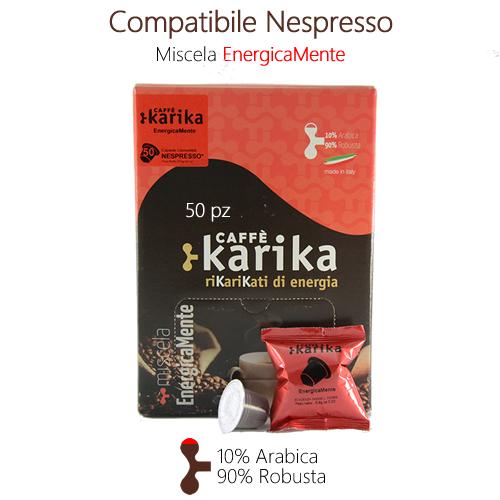 Capsule Compatibili Nespresso Miscela Energicamente