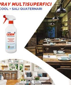 Spray Multisuperfici senza risciacquo