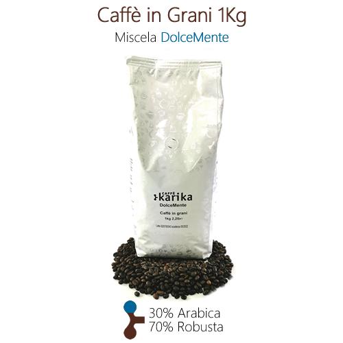Caffè in Grani Miscela Dolcemente