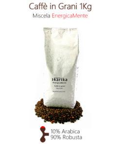 Caffè in Grani Miscela Energicamente