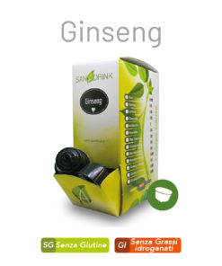 Capsule Ginseng