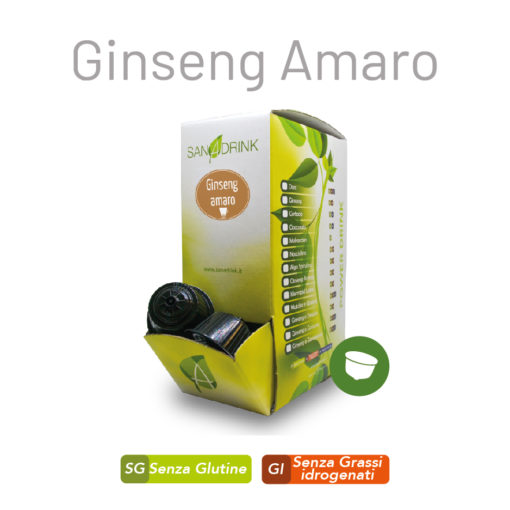 Capsule Ginseng Amaro