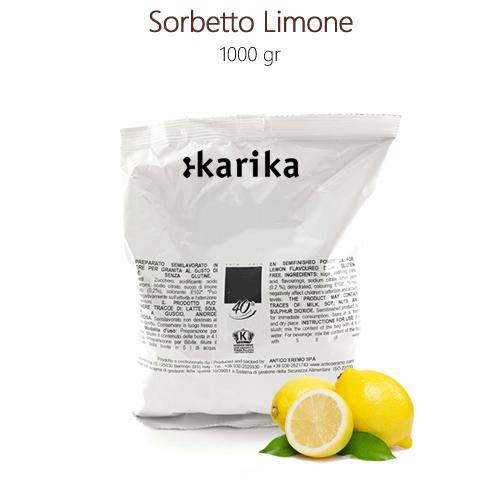 Sorbetto Limone Solubile