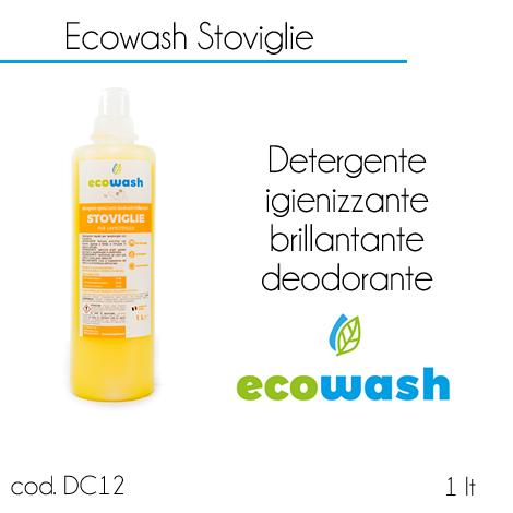 Ecolavo Stoviglie DC12