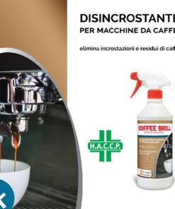 Coffee Brill detergente