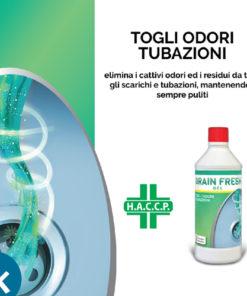 Drain Fresh Gel
