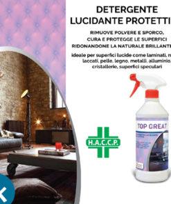 Detergente Superfici Top Great