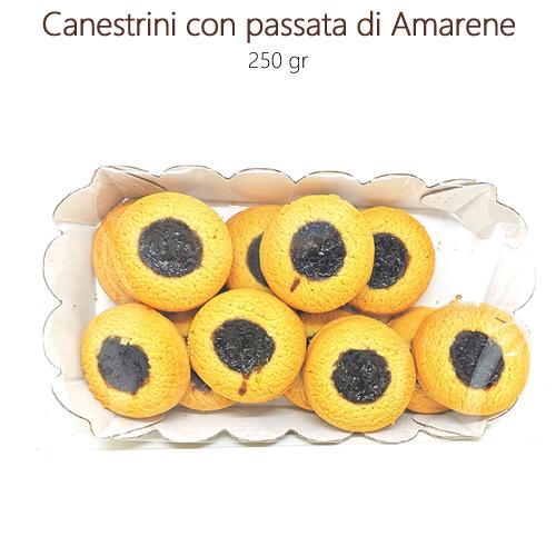 Canestrini Amarena