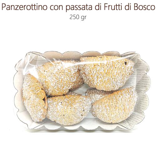 Panzerottini Frutti di Bosco