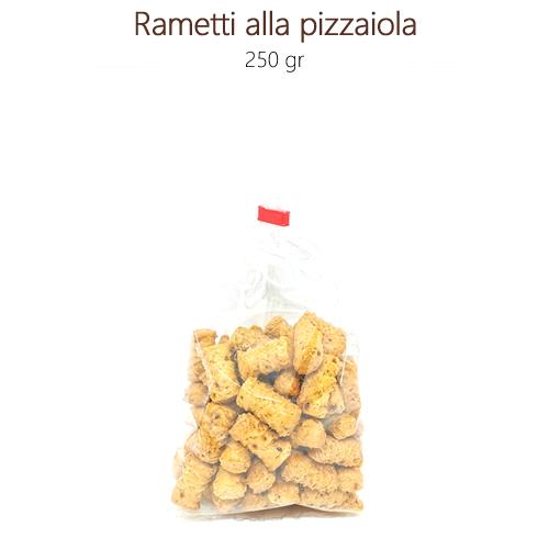 Rametti alla pizzaiola