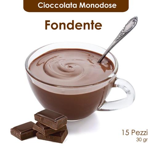Cioccolata calda monodose fondente