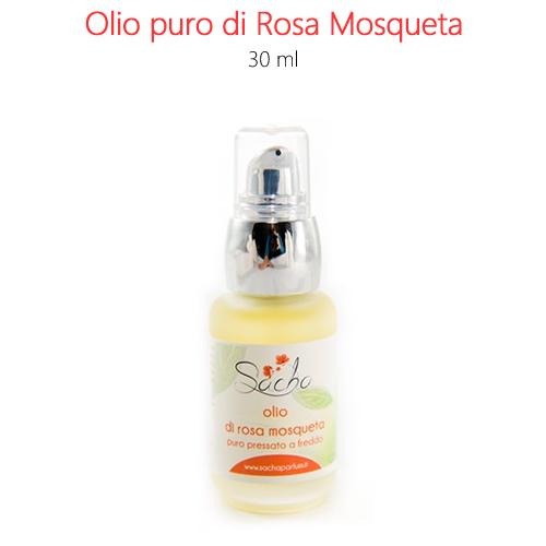 Olio puro di Rosa Mosqueta